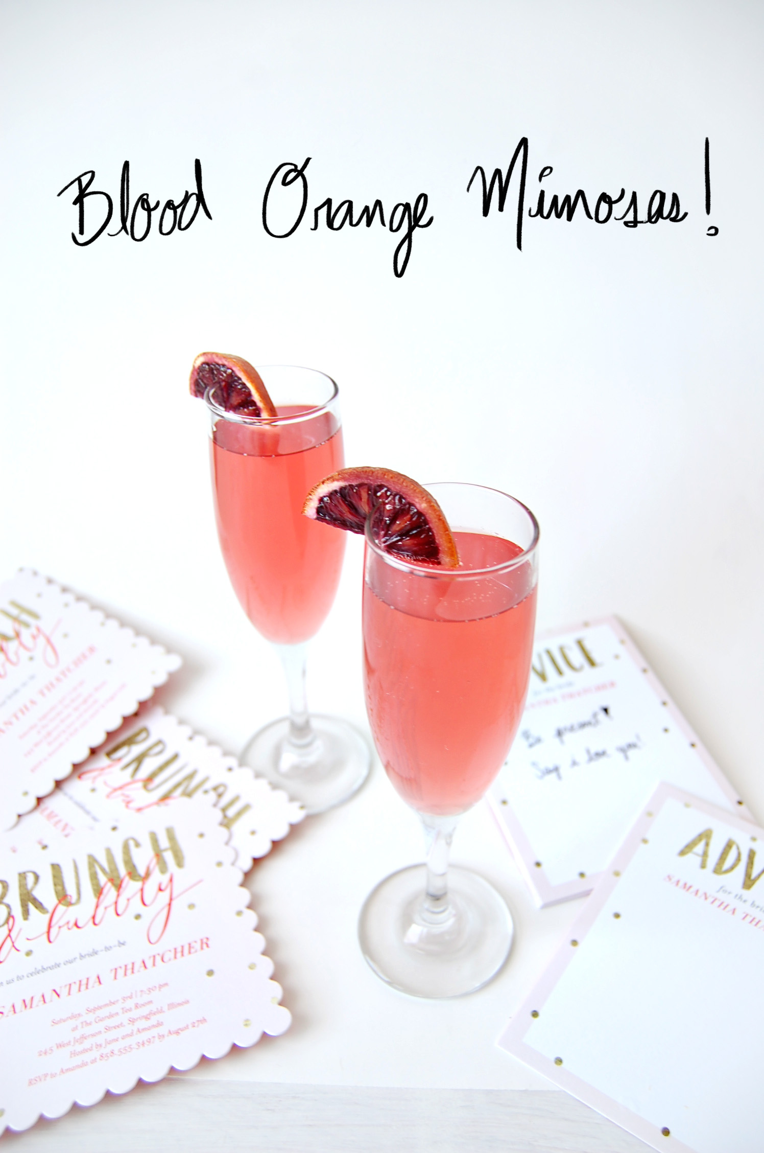 Blood Orange Mimomas