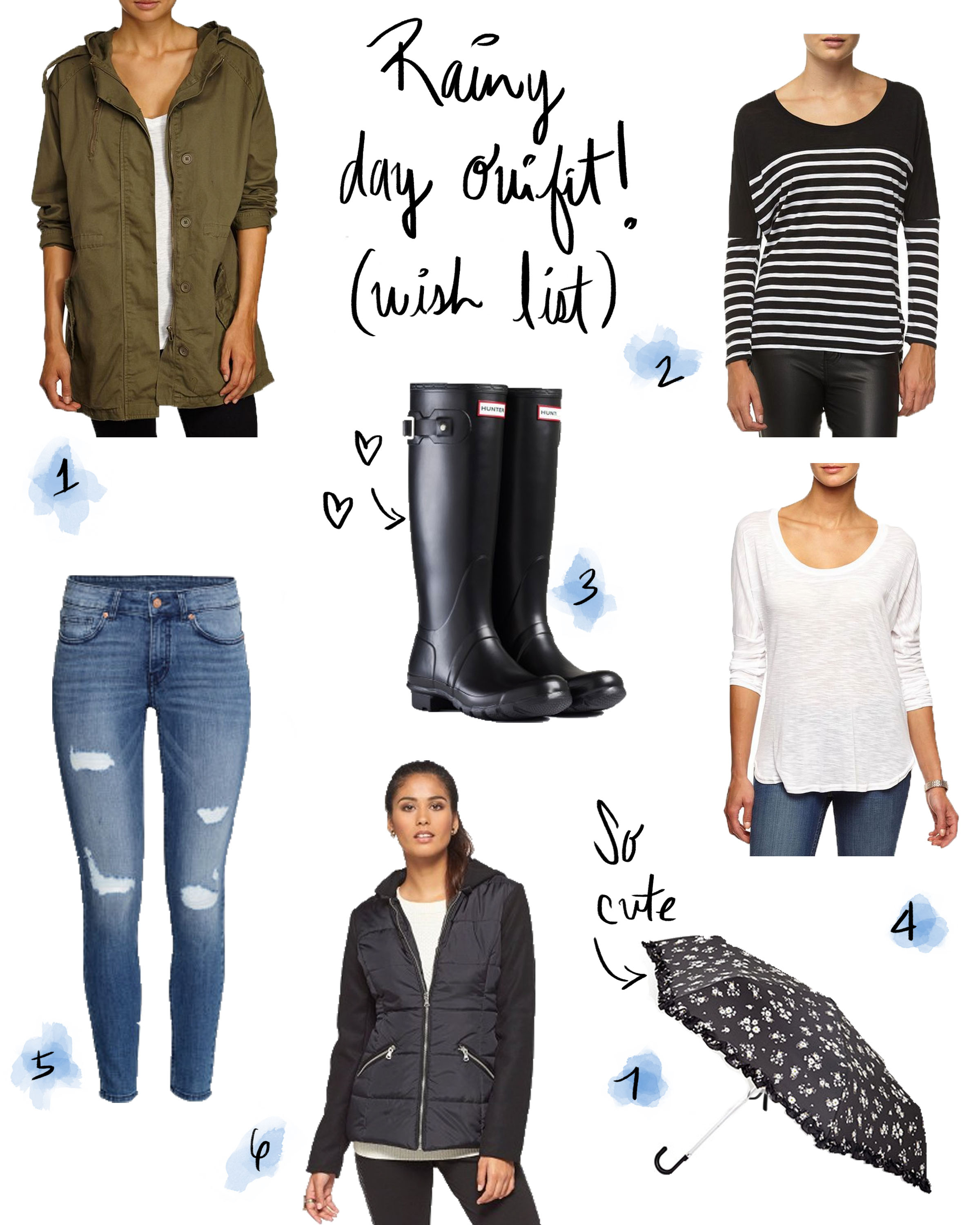 RainOutfitWishList