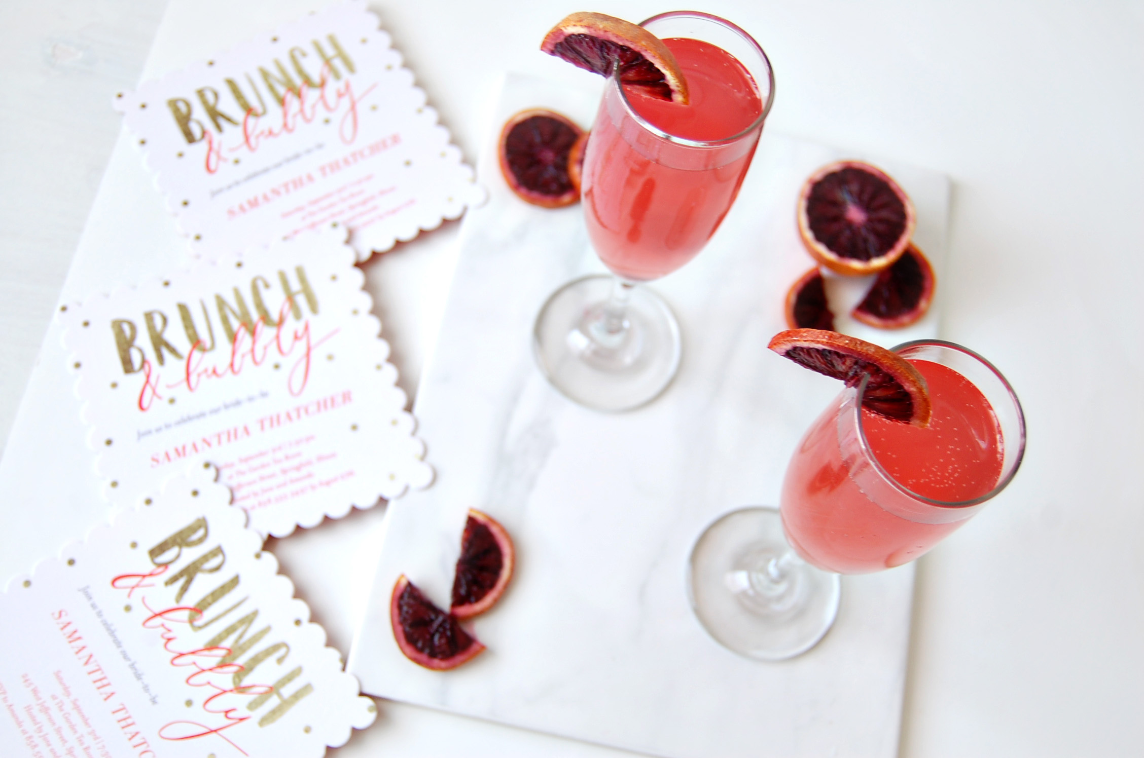 Bubbly Brunch Mimosa