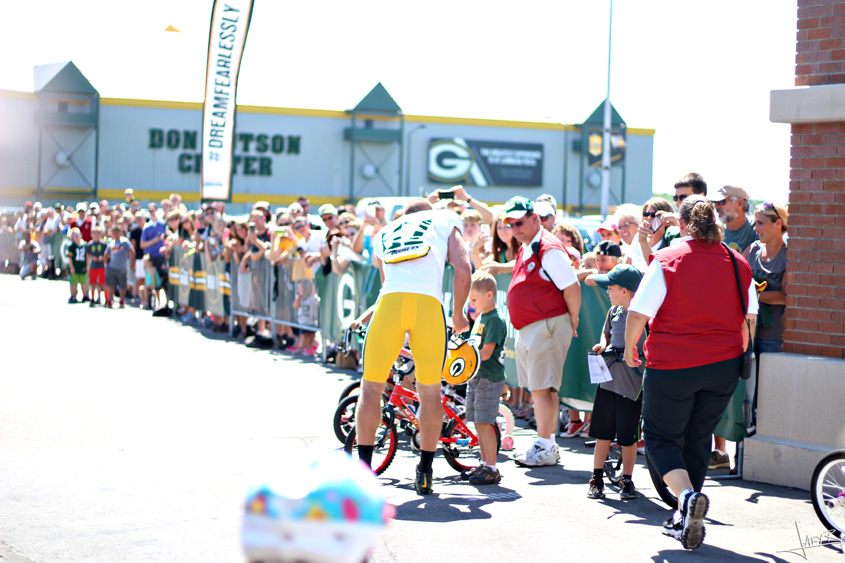 Packers DreamDrive