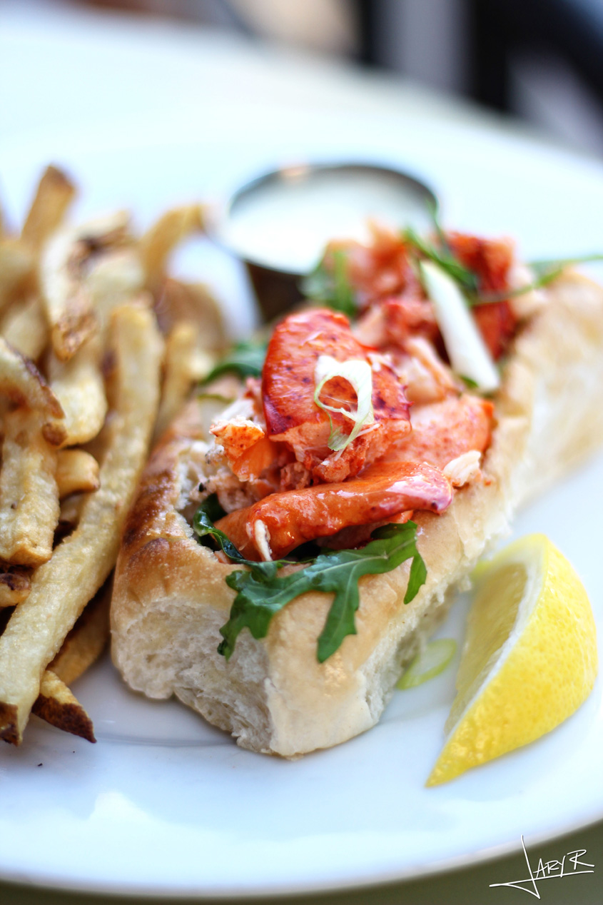 Tempest Lobster Roll