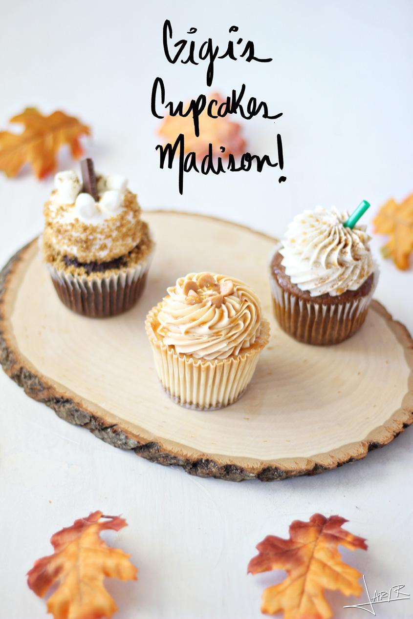 Gigi's Cupcakes Fall
