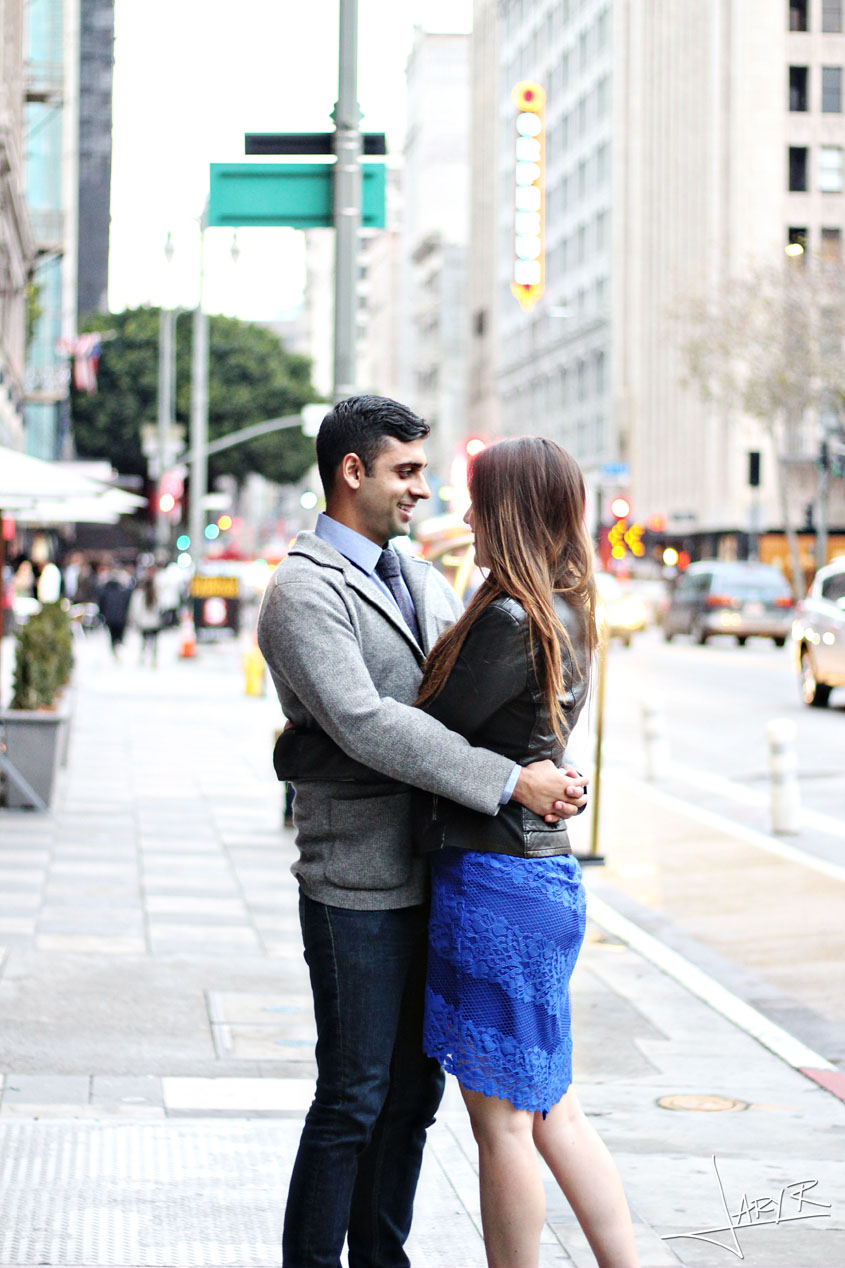 L.A Engagement Pictures | Inspiration Nook