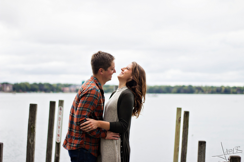 Jess & Jerry Madison Engagement | Inspiration Nook