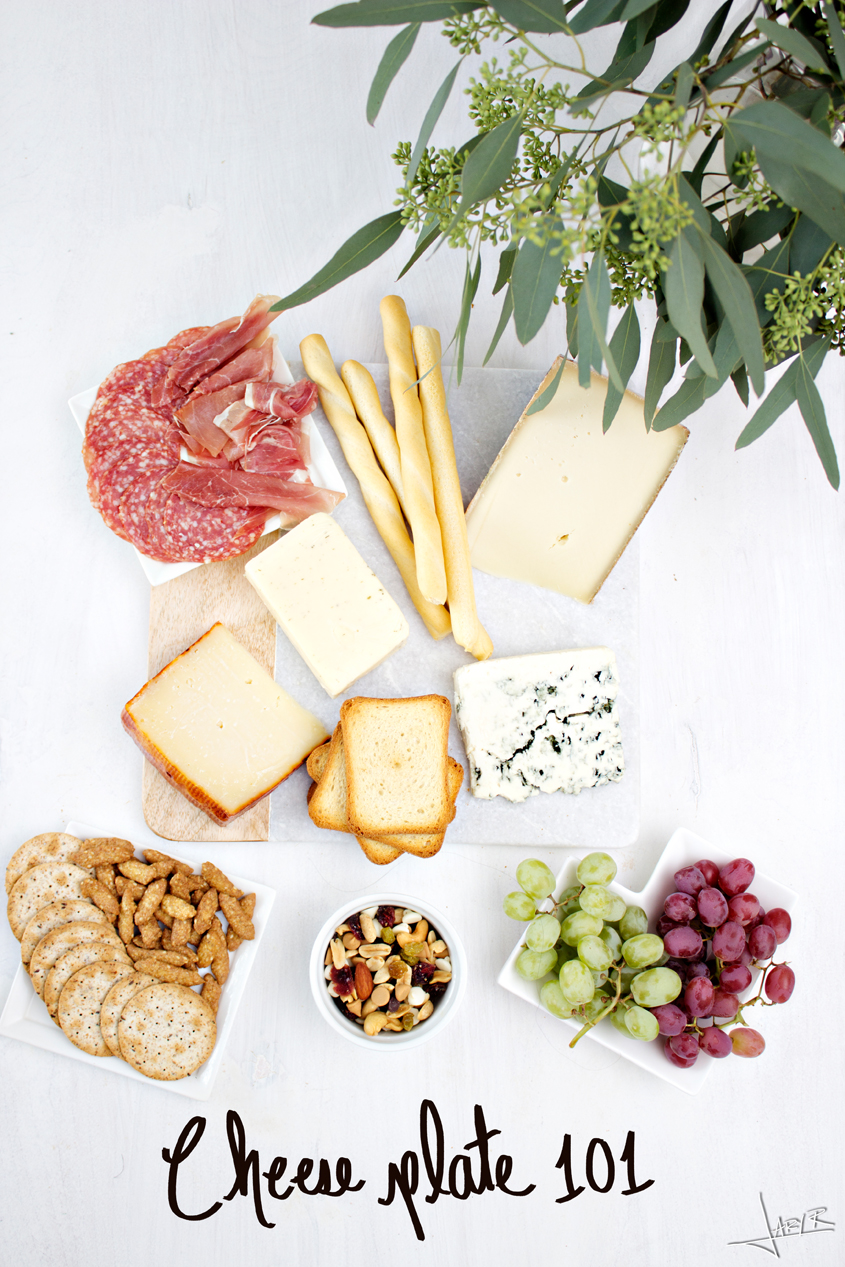 Cheese plate 101 | Inspiration Nook