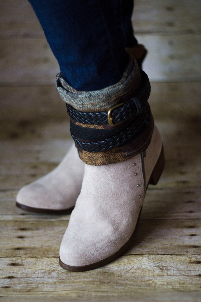 Boho Boot Belt DIY | Inspiration Nook