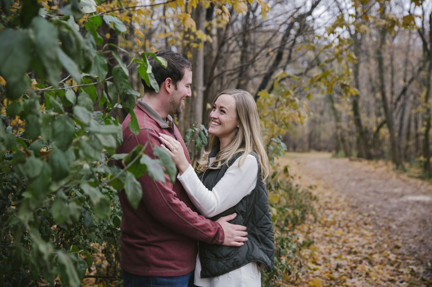 Beth + Mike Picnic Point Engagement Photos | Inspiration Nook